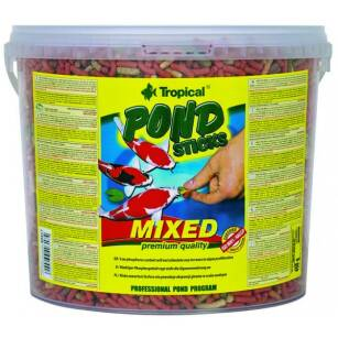 5.1.6. TROPICAL POND STICKS MIXED 3L / 297G  WIADRO