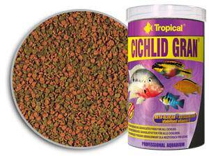 3.9.7. TROPICAL CICHLID GRAN 250ML / 138G PUSZKA ORIGINAL