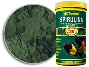 3.7.3. TROPICAL SPIRULINA SUPER FORTE 36% 12G SASZETKA ORIGINAL