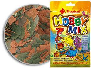 3.4.4. TROPICAL HOBBY MIX 12G SASZETKA strunowa ORIGINAL