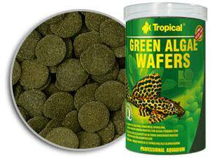 4.3.7. TROPICAL GREEN ALGAE WAFERS 250ML / 113G PUSZKA ORIGINAL