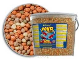 5.1.3. TROPICAL POND PELLET MIX 5L / 700G WIADRO