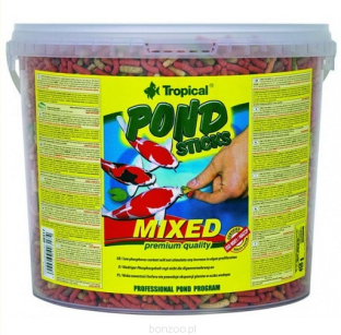 5.1.8. TROPICAL POND STICK MIXED 11L / 900G WIADRO