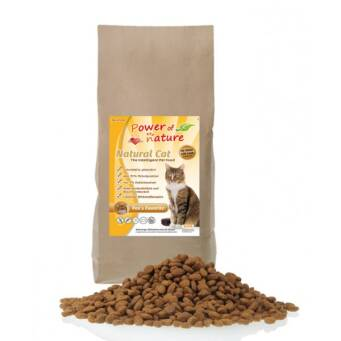 1.4. Power of Nature Natural Cat Fees Favorite 2kg - kurczak