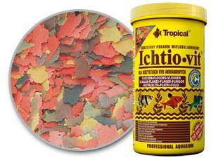 3.1.2. TROPICAL ICHTIO-VIT 100ML / 20G PUSZKA ORIGINAL
