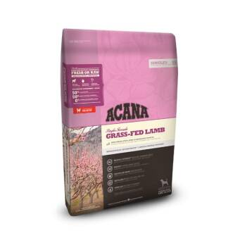 ACANA LAMB APPLE NO GRAIN 340G!!!!!