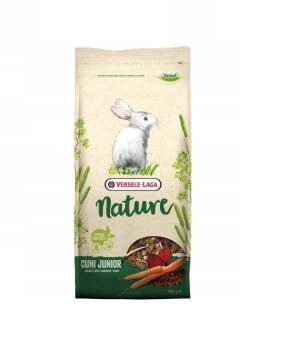 VERSELE LAGA CUNI JUNIOR NATURE 2,3kg VEGETABLES