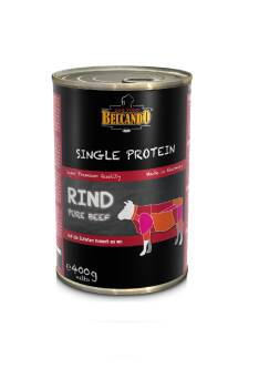 BELCANDO SINGLE PROTEIN 400G ADULT PURE BEEF