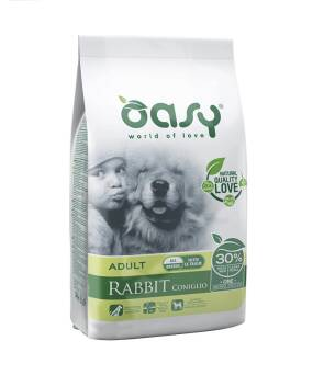 OASY ONE ANIMAL PROTEIN DRY ADULT KRÓLIK 2,5KG