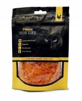 FITMIN FOR LIFE 70G CHICKEN JERKY FILET PIES I KOT