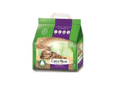 CATS CAT'S BEST SMART PELLETS 2 x20L (NATURA GOLD)