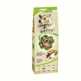 NESTOR HAPPY BY NATURE POKARM DLA CHOMIKÓW 700ml / 360G